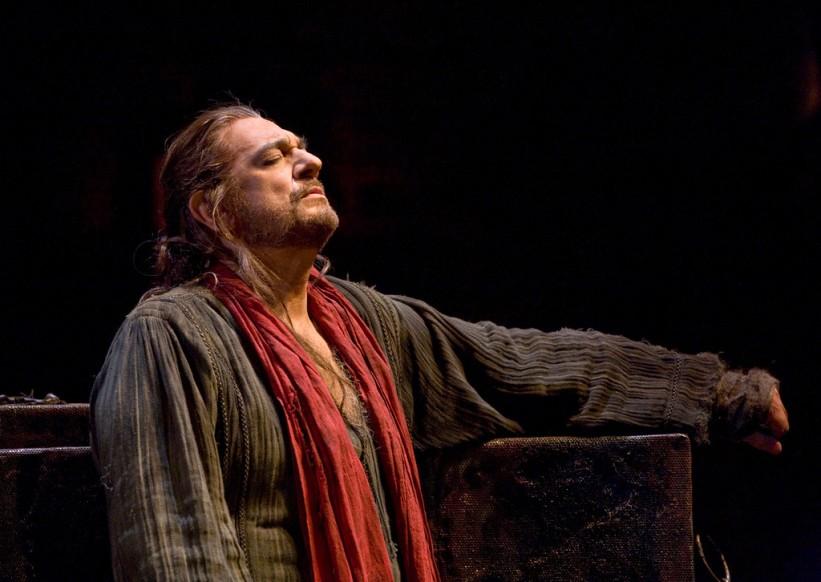 Resultado de imagen para placido domingo nabucco Met